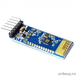 Bluetooth модуль JDY-31 SPP на базе bk3231S
