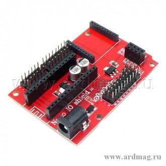 Arduino Nano 328P IO Shield