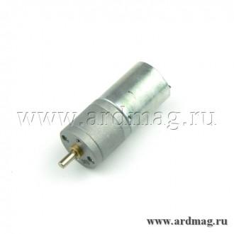 Мотор-редуктор 25GA-370 12 В, 60 об/мин