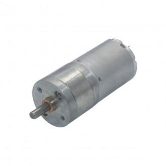 Мотор-редуктор 25GA-370 12 В, 130 об/мин