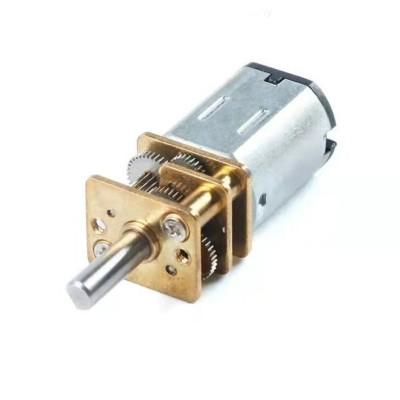 Мотор N20 12 В, 30 об/мин
