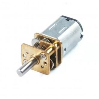 Мотор N20 12 В, 60  об/мин