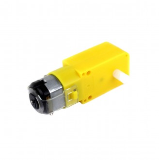 Мотор-редуктор 1:48 6В, 250 об/мин двухсторонний