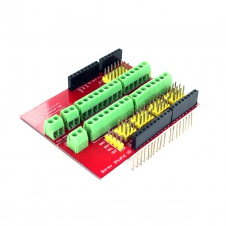 Screw Wings Shield v3 для Arduino UNO