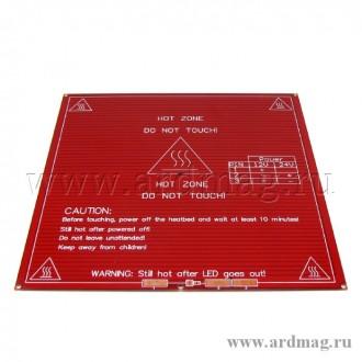 Нагревательный стол MK2b 214*214мм.