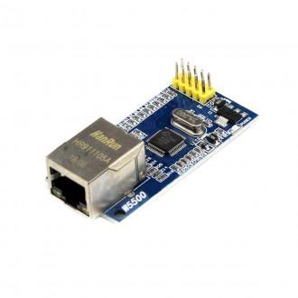 Ethernet модуль на базе W5500