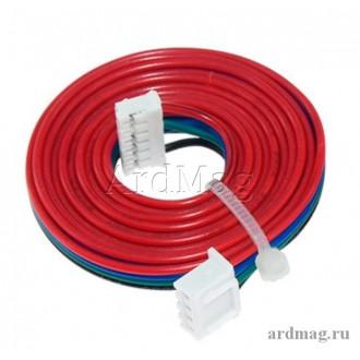 Соединительный провод 4 пина XH2.54-XH2.54 1м