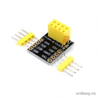 Адаптер для WiFi модуля ESP8266 ESP-01/01S