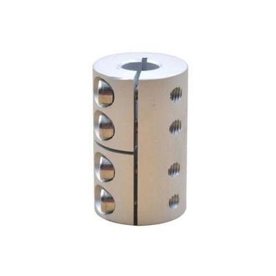 Компенсирующая алюминиевая соединительная муфта D25L40 8*8мм.