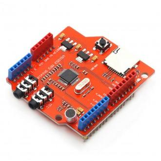Arduino UNO MP3 shield VS1053