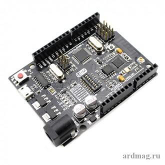 Arduino UNO R3 на CH340G + ESP8266
