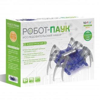 Конструктор Робот-паук
