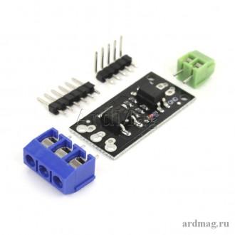 Силовой ключ на базе MOSFET FR120N