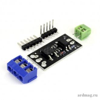 Силовой ключ на базе MOSFET LR7843