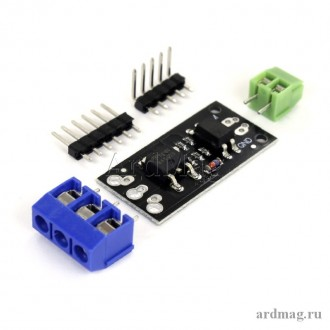 Силовой ключ на базе MOSFET AOD4184