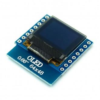 WeMos D1 Mini OLED 0.66