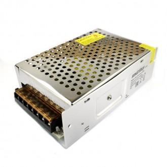 Блок питания 12В/16.6А 200 Вт (SBL-IP20-Driver-200W)