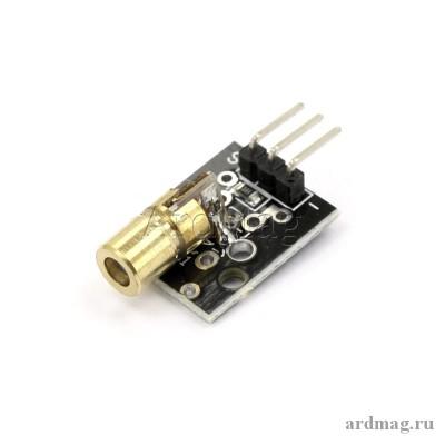 Модуль лазера 5В