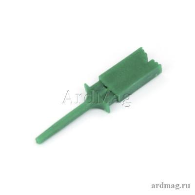 Зажим (щуп) зеленый