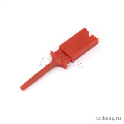 Зажим (щуп) красный