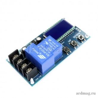 Модуль зарядки аккумулятора XY-L30A 6-60В