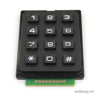 Клавиатура Numpad 4*3